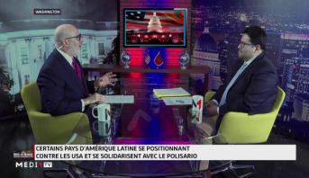 Avec Le Maroc depuis Washington > Quelles relations entretient le Polisario avec les pays de l'Amérique latine?