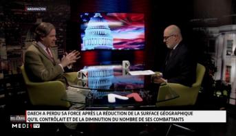 Avec Le Maroc depuis Washington > Quid de Daesh et de la guerre antiterroriste après la mort d'Al Baghdadi?