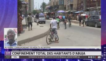 Niger: confinement total des habitants d'Abuja