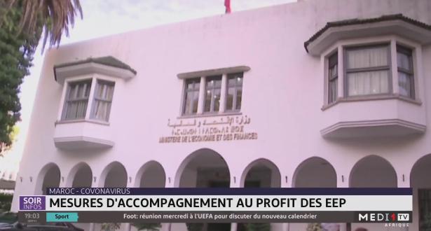 Maroc-Coronavirus: mesures d'accompagnement au profit des EEP