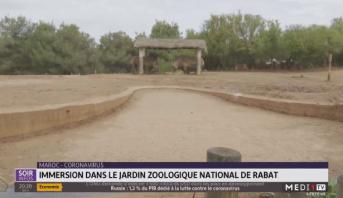 Immersion dans le Jardin zoologique national de Rabat
