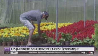 Maroc-Coronavirus: les jardiniers souffrent de la crise économique