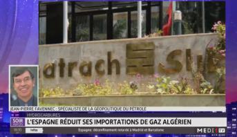 Réduction de l'importation du gaz algérien: les explications de Jean-Pierre Favennec