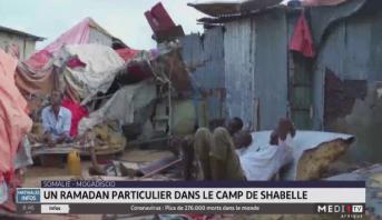 Somalie: un ramadan particulier dans le camp de Shabelle