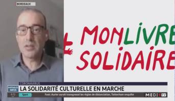 chronique matinale: la solidarité culturelle en marche