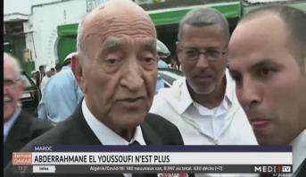 Maroc: décès de Abderrahmane El Youssoufi
