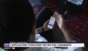"""France-Coronavirus: l'application """"stopcovid"""" ne fait pas l'unanimité"""