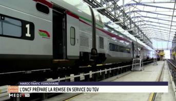 Maroc-Trafic ferroviaire: l'ONCF prépare la remise en service du TGV