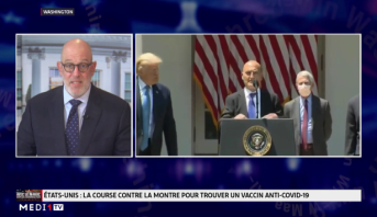 Avec Le Maroc depuis Washington > Etats-Unis : la course contre la montre pour trouver un vaccin anti Covid-19