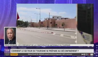 Maroc: comment le secteur du tourisme se prépare au déconfinement ?