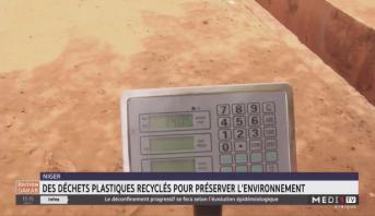Niger: des déchets plastiques recyclés pour préserver l'environnement