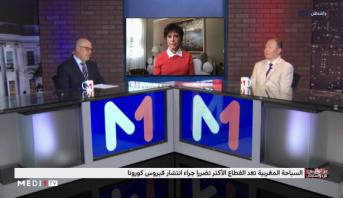 مع المغرب من واشنطن > التدابير والإجراءات المتخذة بالمغرب في مواجهة جائحة كورونا