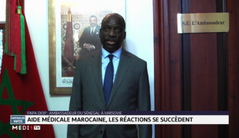 Aide médicale marocaine: l'Afrique exprime sa gratitude au Roi Mohammed VI