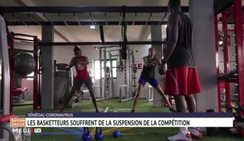 Sénégal-Coronavirus: les basketteurs souffrent de la suspension de la compétition