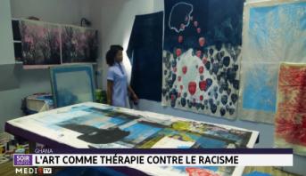 Ghana: l'art comme thérapie contre le racisme