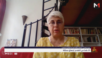 مريم بيغديلي، ممثلة منظمة الصحة العالمية بالمغرب: المقاربة الشاملة التي تبناها المغرب عامل رئيسي للتصدي للأوبئة