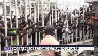 Drogba dépose sa candidature pour la FIF