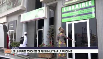 Sénégal: les librairies touchées de plein fouet par la pandémie