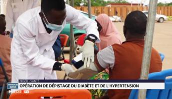 Niger-santé: opération de dépistage du diabète et de l'hypertension