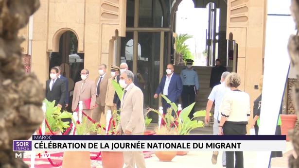 Célébration de la Journée nationale du migrant