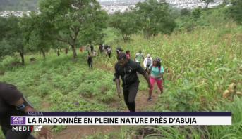 Nigéria: la randonnée en pleine nature près d'Abuja