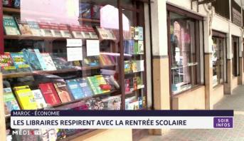 Maroc-Economie: Les libraires respirent avec la rentrée scolaire