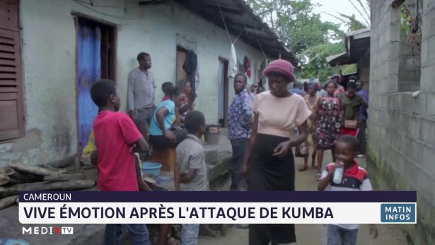 Cameroun: vive émotion après l'attaque de Kumba