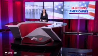 Edition Spéciale > Émission spéciale: élection présidentielle américaine