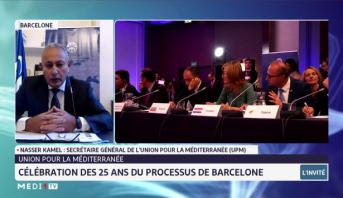 Union pour la Méditerranée : Quel Bilan à l'occasion des 25 ans du Processus de Barcelone ?