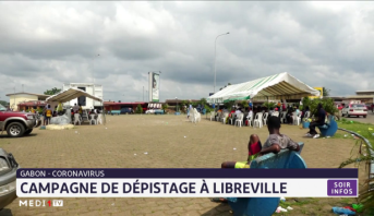 Gabon- Coronavirus: campagne de dépistage à Libreville