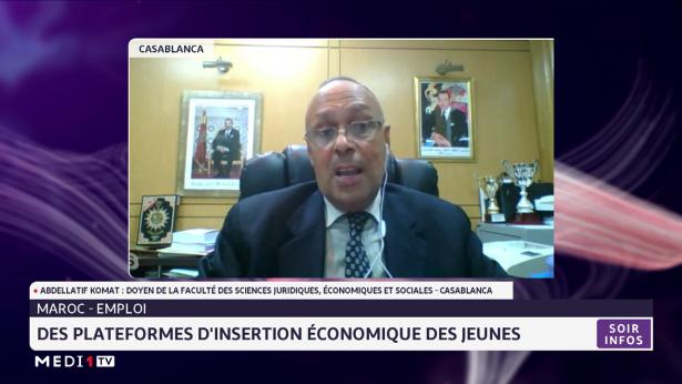 Maroc-emploi: des plateformes d'insertion économique des jeunes