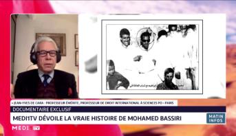 Jean-Yves de Cara revient sur l'usurpation de la mémoire de Mohammed Bassiri