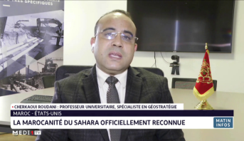 Rétro 2020: reconnaissance par les États-Unis de la souveraineté marocaine sur son Sahara