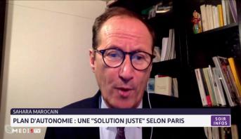 """Plan d'autonomie : une """"solution juste"""" selon paris"""