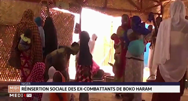 Niger : réinsertion sociale des ex-combattants de Boko Haram
