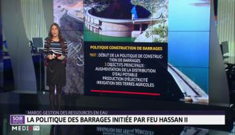 Retour sur la politique des barrages initiée par feu le Roi Hassan II