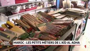 Maroc: les petits métiers de l'Aid Al-Adha