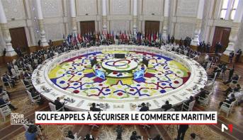 Golfe: appel à sécuriser le commerce maritime