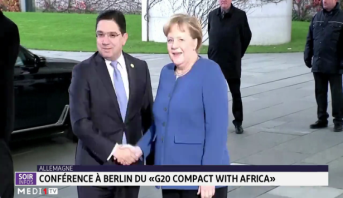 Allemagne: conférence à Berlin «G20 Compact With Africa»