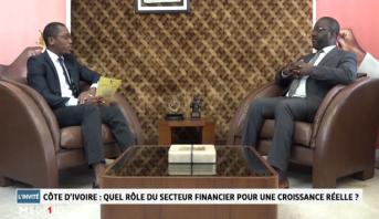 Entretien avec Daouda Coulibaly, Directeur général de la Société ivoirienne de banque (SIB)
