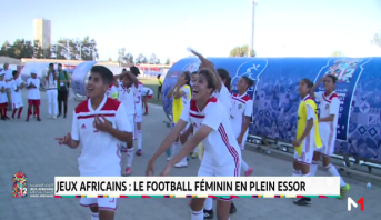 Jeux africains 2019: le football féminin en plein essor