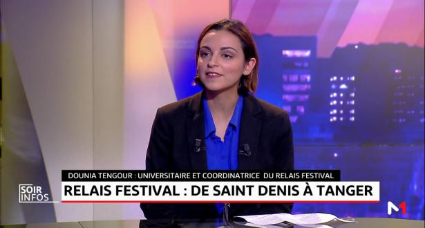 Interview avec Dounia Tengour, coordinatrice du Relais Festival
