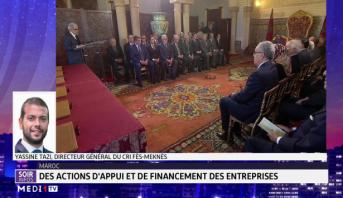 Yassine Tazi, directeur général du CRI Fès-Meknès décrypte le programme intégré d'appui aux entreprises