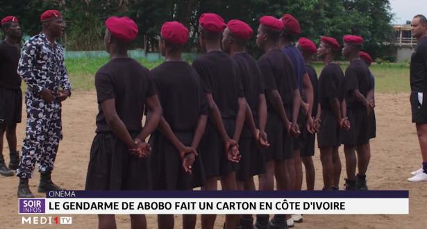 Cinéma: le gendarme de Abobo fait carton plein !