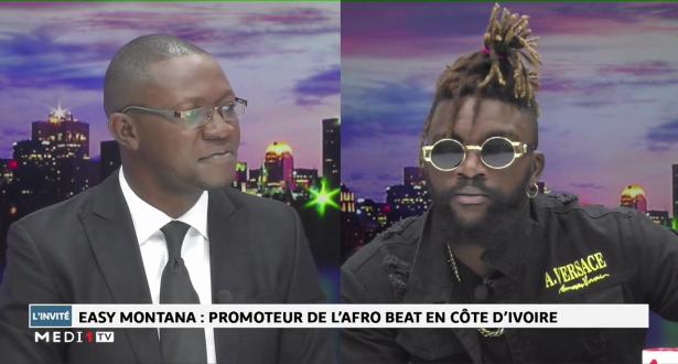 Easy Montana: promoteur de l'afro beat en Côte d'Ivoire