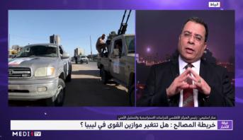 اسليمي: ورقة دخول طرابلس قد تقضي على حفتر