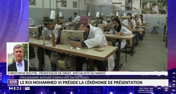 Appui aux entreprises: le Roi Mohammed VI préside la cérémonie de présentation