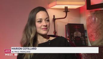 FIFM: entretien avec l'actrice oscarisée Marion Cotillard