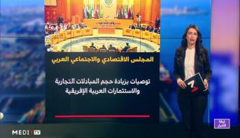 """شاشة تفاعلية.. برنامج """"جسور"""" للتجارة العربية والإفريقية"""
