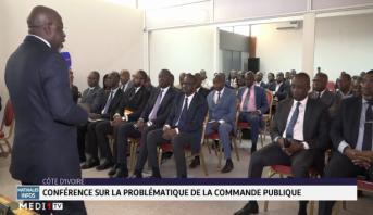 Côte d'Ivoire: conférence sur la problématique de la commande publique
